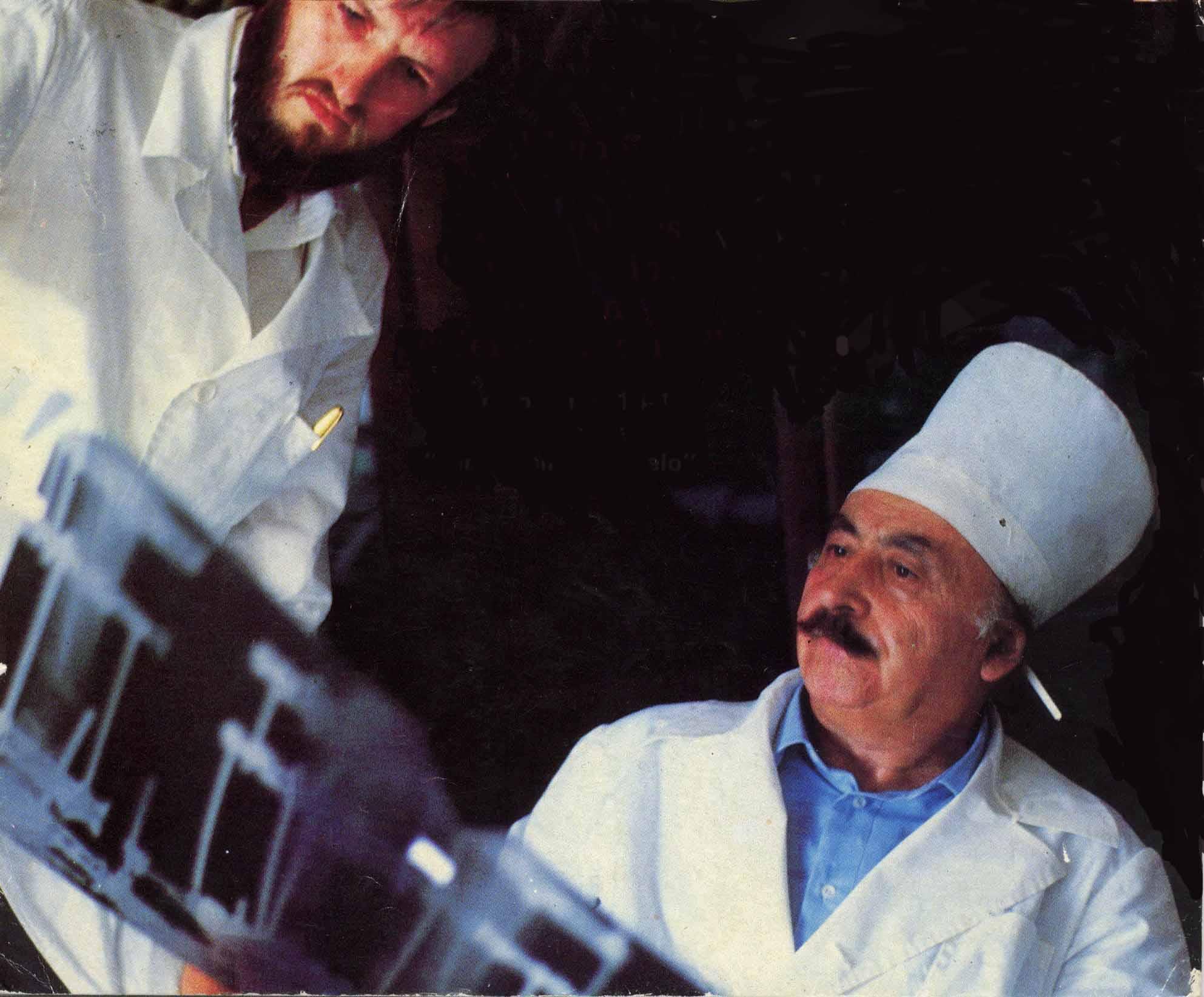 Ilizarov e Kirienko